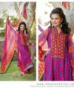 Suman Ayesha Lawn Dresses 2014 Volume 3 For Women
