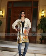 Swaleha Hassam Paracha Party Dresses 2014 For Girls 5