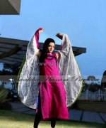 Swaleha Hassam Paracha Party Dresses 2014 For Girls 6