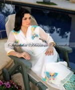 Swaleha Hassam Paracha Party Dresses 2014 For Girls 7