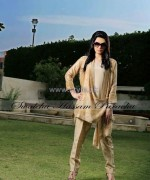 Swaleha Hassam Paracha Party Dresses 2014 For Girls 8