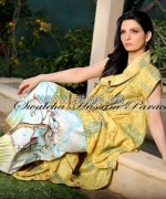 Swaleha Hassam Paracha Party Dresses 2014 For Summer 1