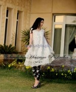 Swaleha Hassam Paracha Party Dresses 2014 For Summer 2