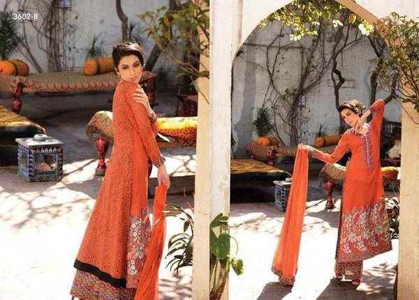 Tawakkal Fabrics Lawn Dresses 2014 For Women 007