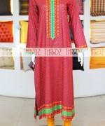Thredz Lawn Dresses 2014 for Women007