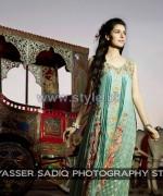 Umsha by Uzma Babar Formal Dresses 2014 For Women 5