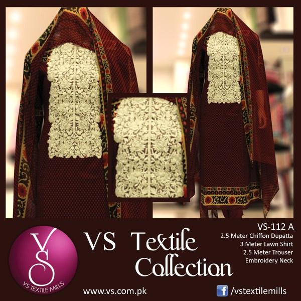 VS Textile Summer Dresses 2014 Volume 2 For Women 006