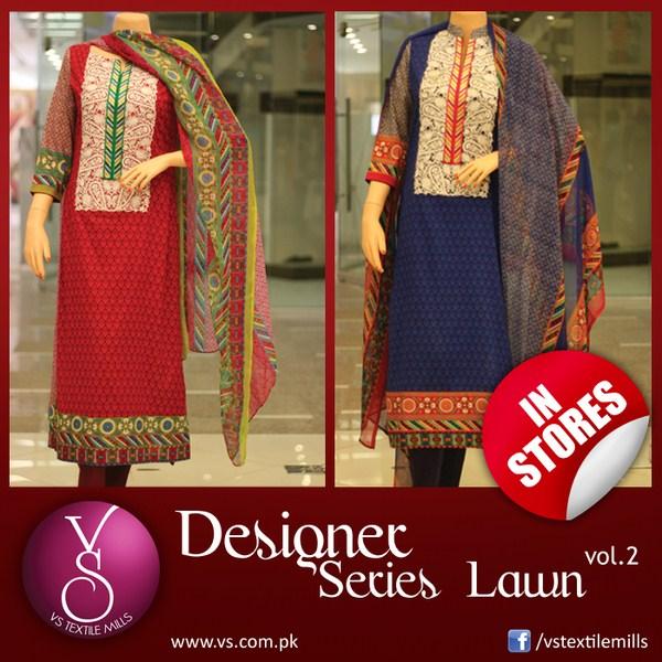 VS Textile Summer Dresses 2014 Volume 2 For Women 007