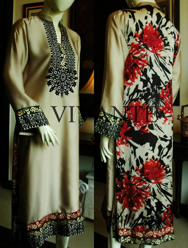 Vivante Summer Dresses 2014 For Women 0013