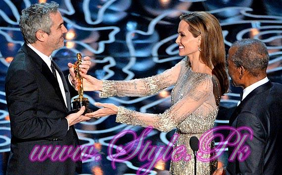 Winner Of Best Director Award Alfonso Cuaron