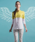 Yellow Spring Dresses 2014 For Women And Men004