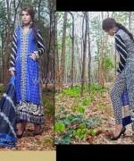 Zainab Chottani Lawn Dresses 2014 by Shariq Textiles 2