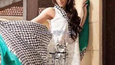 Zainab Salman Lawn Dresses 2014 For Women 4