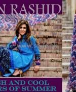Zayn Rashid Lawn Prints 2014 For Summer 5