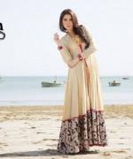 Zunaira Lounge Summer Dresses 2014 For Women