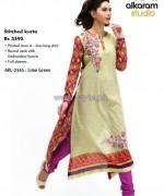 Al-Karam Textiles New Prints 2014 For Summer 4