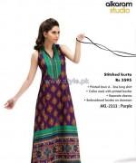 Al-Karam Textiles New Prints 2014 For Summer 5