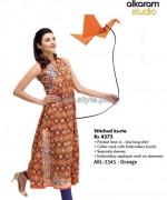 Al-Karam Textiles New Prints 2014 For Summer 7