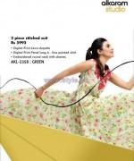 Al-Karam Textiles New Prints 2014 For Women 11