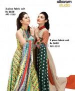 Al-Karam Textiles New Prints 2014 For Women 12