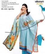 Al-Karam Textiles New Prints 2014 For Women 9