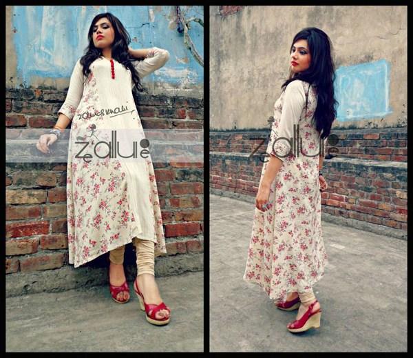 Allure Summer Dresses 2014 For Women 004