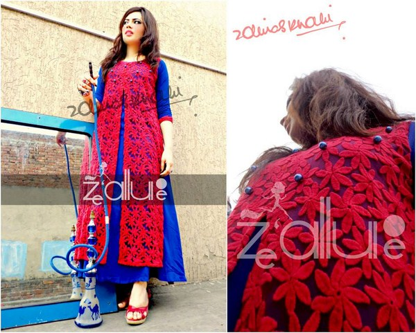 Allure Summer Dresses 2014 For Women 005