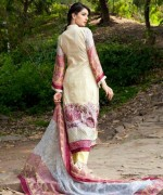 Amna Ismail Lawn Dresses 2014 For Women 001