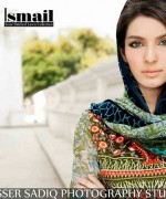 Amna Ismail Lawn Dresses 2014 For Women 0010