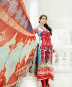 Amna Ismail Lawn Dresses 2014 For Women 0011