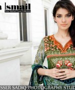 Amna Ismail Lawn Dresses 2014 For Women 0012