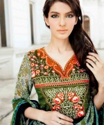 Amna Ismail Lawn Dresses 2014 For Women 0013