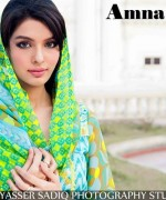 Amna Ismail Lawn Dresses 2014 For Women 002