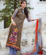 Amna Ismail Lawn Dresses 2014 For Women 005