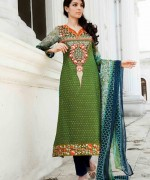 Amna Ismail Lawn Dresses 2014 For Women 009