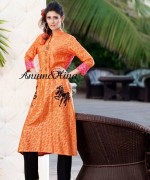 Anum And Hina Spring Dresses 2014 For Women 0010