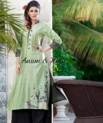 Anum And Hina Spring Dresses 2014 For Women 0011