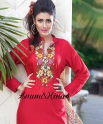 Anum And Hina Spring Dresses 2014 For Women 0012