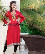 Anum And Hina Spring Dresses 2014 For Women 004