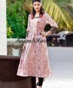 Anum And Hina Spring Dresses 2014 For Women 005