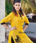 Anum And Hina Spring Dresses 2014 For Women 006