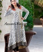 Anum And Hina Spring Dresses 2014 For Women 009