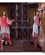 Anum Classic Lawn Dresses 2014 Volume 2 5