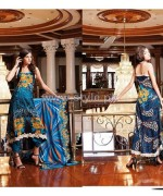 Anum Classic Lawn Dresses 2014 by Al-Zohaib Textiles 10