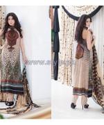 Anum Classic Lawn Dresses 2014 by Al-Zohaib Textiles 11