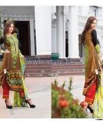 Anum Classic Lawn Dresses 2014 by Al-Zohaib Textiles 8