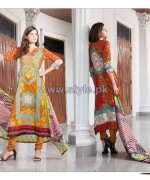 Anum Classic Lawn Dresses 2014 by Al-Zohaib Textiles 9