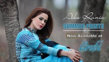 Aroshi Summer Dresses 2014 for Women