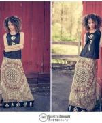 Ashraf Valliani Summer Dresses 2014 For Women 005