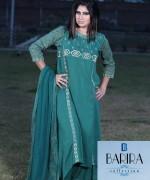 Barira Collection Summer Dresses 2014 For Women 002